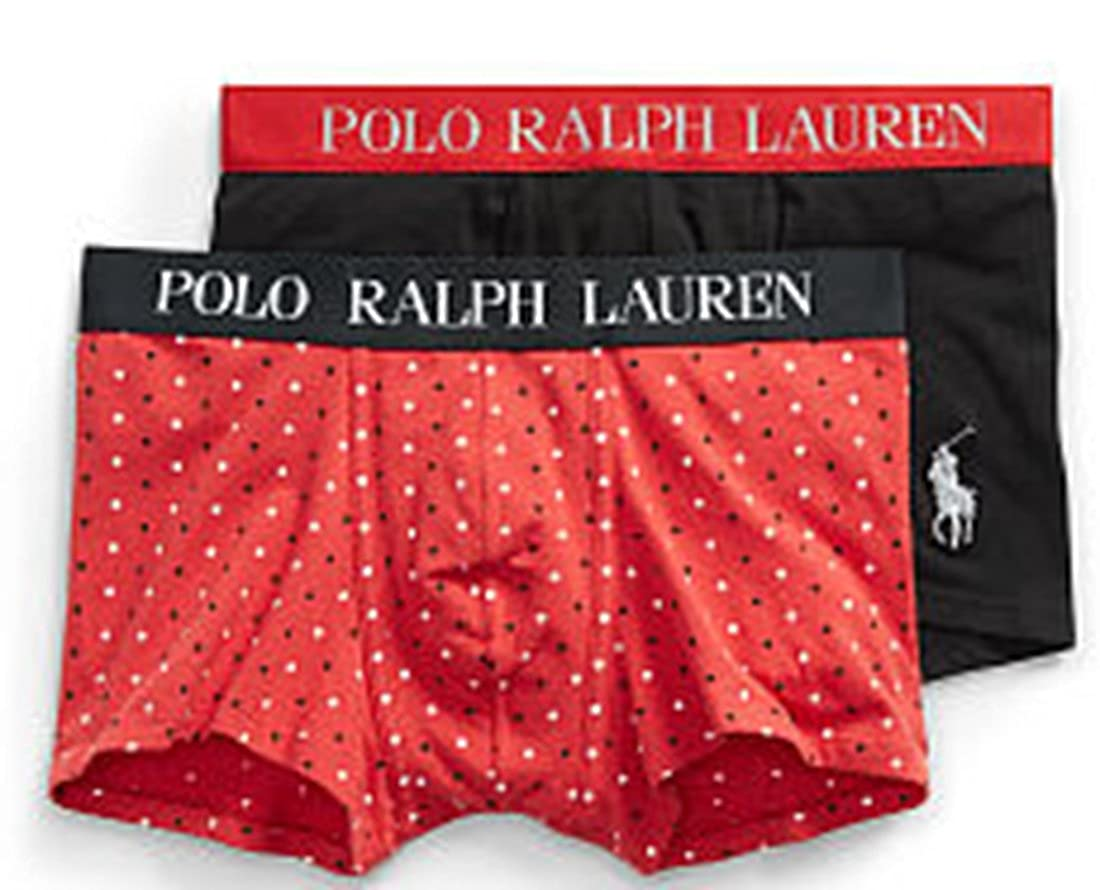 Polo Ralph Lauren Boxer Trunk GB-2PACK-TRUNK Talla S: Amazon.es ...