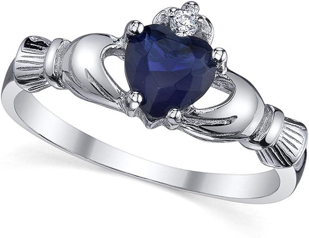 indische Handarbeit Schmuck Geschenk Caratyogi W/ähle Deine Farbe Edelstein 925 Sterling Silber Ringe f/ür Frauen L/ünette