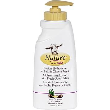 Nature By Canus Lotion, Shea Butter, 11.8 Ounce [] Shiitake and Reishi Mushroom Combination Cream (2 oz, ZIN: 513080)