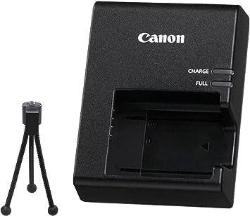 Cargador De Batería Para Canon EOS1100D LP-E10 E0S1200D Rebel Kiss X50 T3 portátil