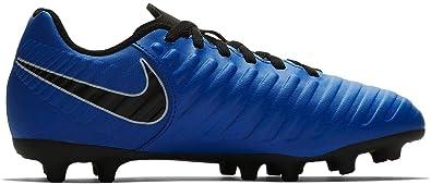 official photos 26c24 917f7 Amazon.com | Nike Jr. Legend 7 Club FG/MG Soccer Cleats | Soccer