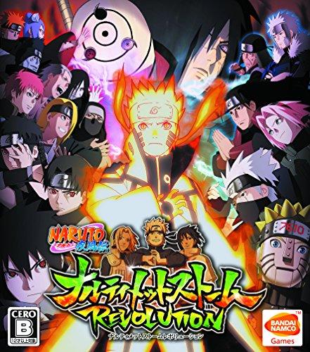 NARUTO- Naruto - Shippuden Ultimate Ninja Storm Revolution