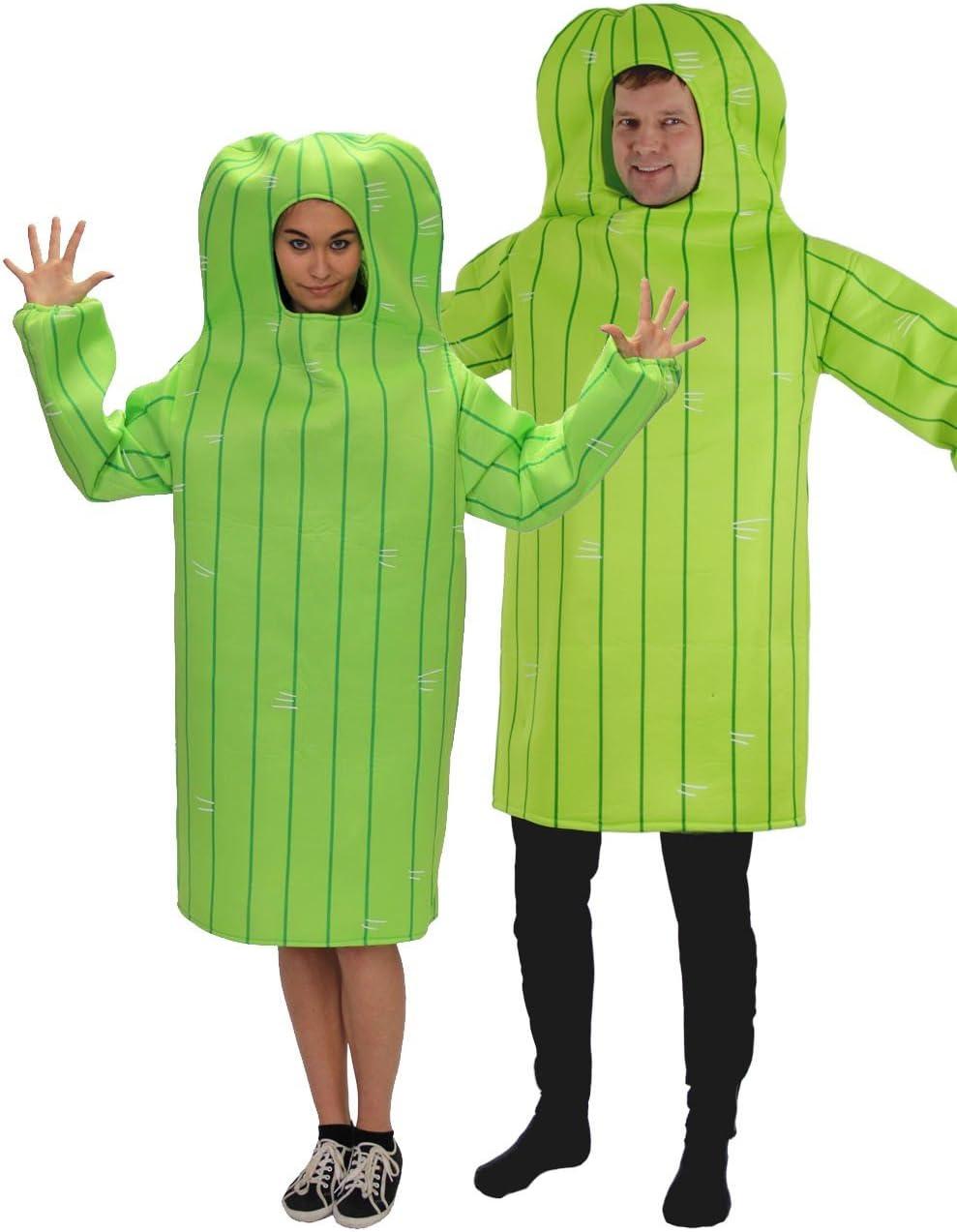foxxeo 40009 - Disfraz de Cactus, despedida de soltero mexicana ...