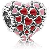 Pandora -Bead Charms 925 Sterlingsilber 796557ENMX