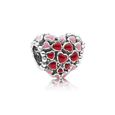 Pandora Women Silver Bead Charm - 796594enmx gYMqg