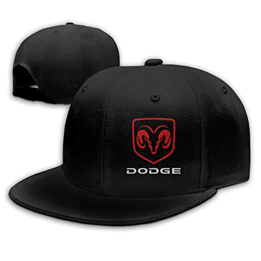 d30567320 Dodge Ram Hemi Logo Hip Hop Baseball Cap - Flat Trucker Hats for ...