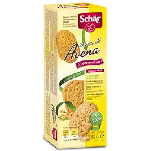 Amazon.com: Schar Gluten Free Biscuits oats 130g: Health ...