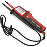 UNI-T UT15C Testeur de Voltage Type Imperméable Multifonction Stylo de Détecteur de Continuité Affichage LED LCD BI183