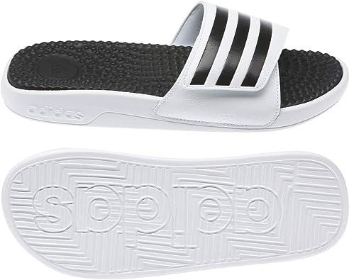 imitar Impuestos Fábula  Amazon.com: adidas Adissage TND Sandalias de playa para hombre F35563: Shoes