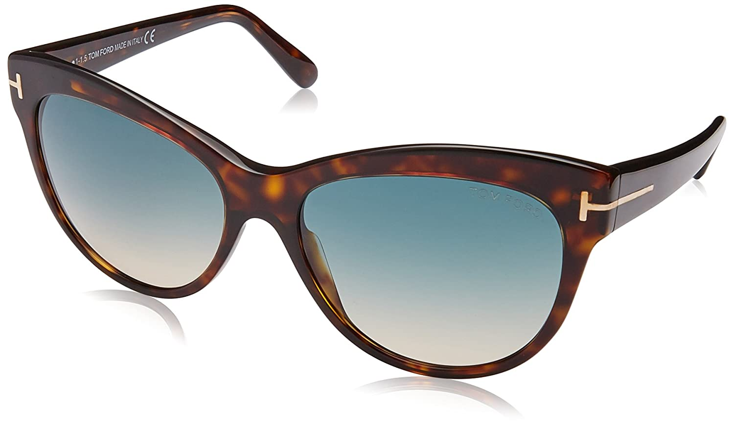02330438048 Amazon.com  Tom Ford 430 52P Tortoise Lily Cats Eyes Sunglasses Lens  Category 2 Size 56mm  Tom Ford  Clothing