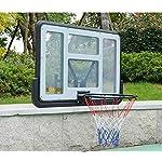 MGIZLJJ-Canestro-Basket-da-Camera-Durable-Mini-Canestro-da-Pallacanestro-Heavy-Duty-Parete-del-Basamento-di-Pallacanestro-for-AdultiRagazzi-Basket-Stand-Regolabile