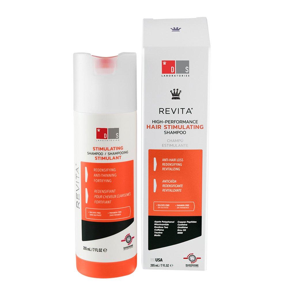 Ds Labs Revita High-Performance Hair Stimulating Shampoo, 205 mL DS Laboratories