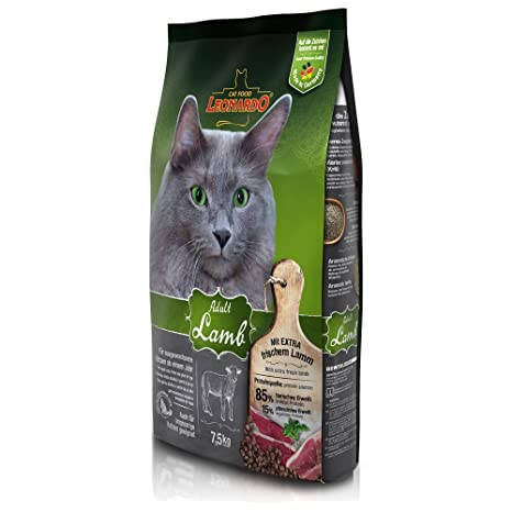 Leonardo Adult Lamb & Rice pienso para gatos