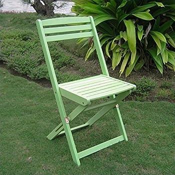Amazon Com Quik Fold White Patio Chair Garden Amp Outdoor