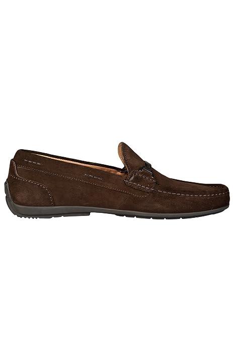 0be60d1a167ea Amazon.com: Hugo Boss Mens Loafers Shoes FLARRO 50285482 Size UK7 ...
