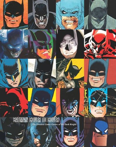 Jim Lee Art (Batman Cover to Cover: The Greatest Comic Book Covers of the Dark Knight)