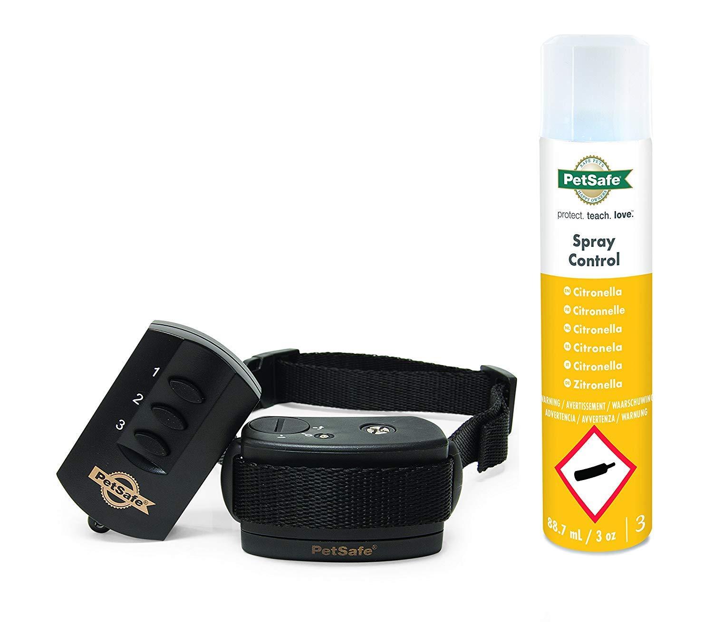 PetSafe Recharge Spray Anti-Aboiement, 300-400 jets, Formule Ecologique,  Compatible avec Collier de dressage à jet Inodore  Amazon.fr  Animalerie 69afef6d342e