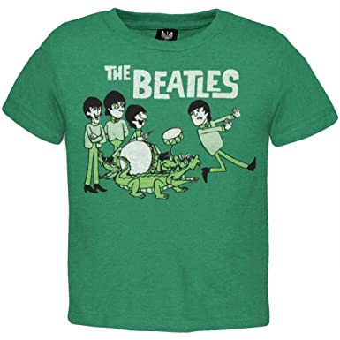 b21feb16 Amazon.com: Old Glory The Beatles - Baby-Boys Cartoon T-Shirt - 3t ...