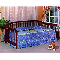 Coaster Home Furnishings 4809 Traditional Daybed, Cherry