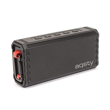 Amazon.com: Aqsty Altavoz Bluetooth portátil impermeable ...