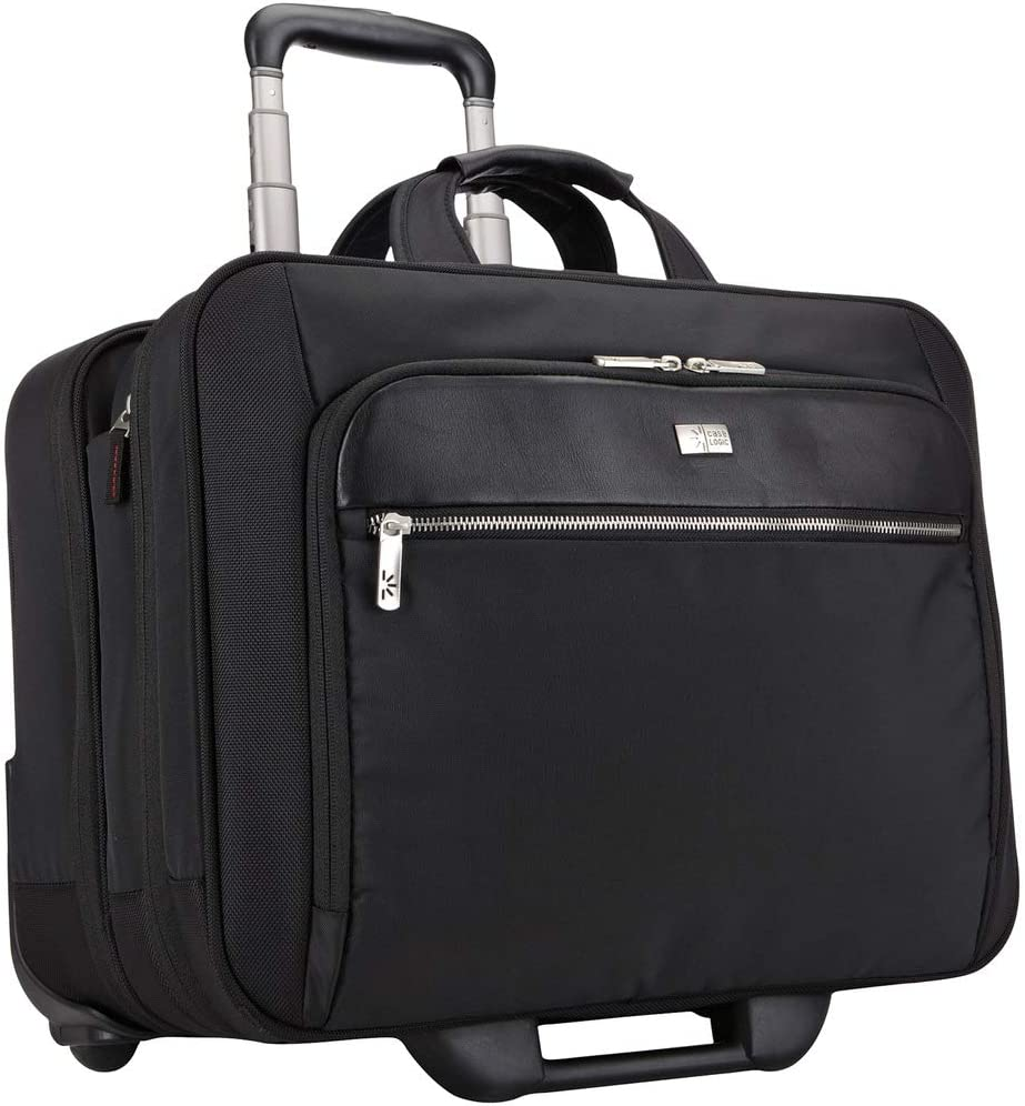 case logic rolling laptop bag