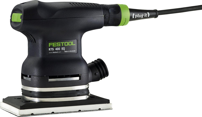 Festool RTS 400 EQ-Plus GB Orbital Sander, 240 V RTS 400 EQ-Plus GB 240V