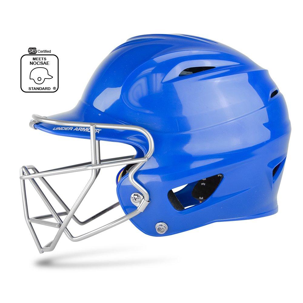 Under Armour UABH110 PU Classic Solid Batting Helmet