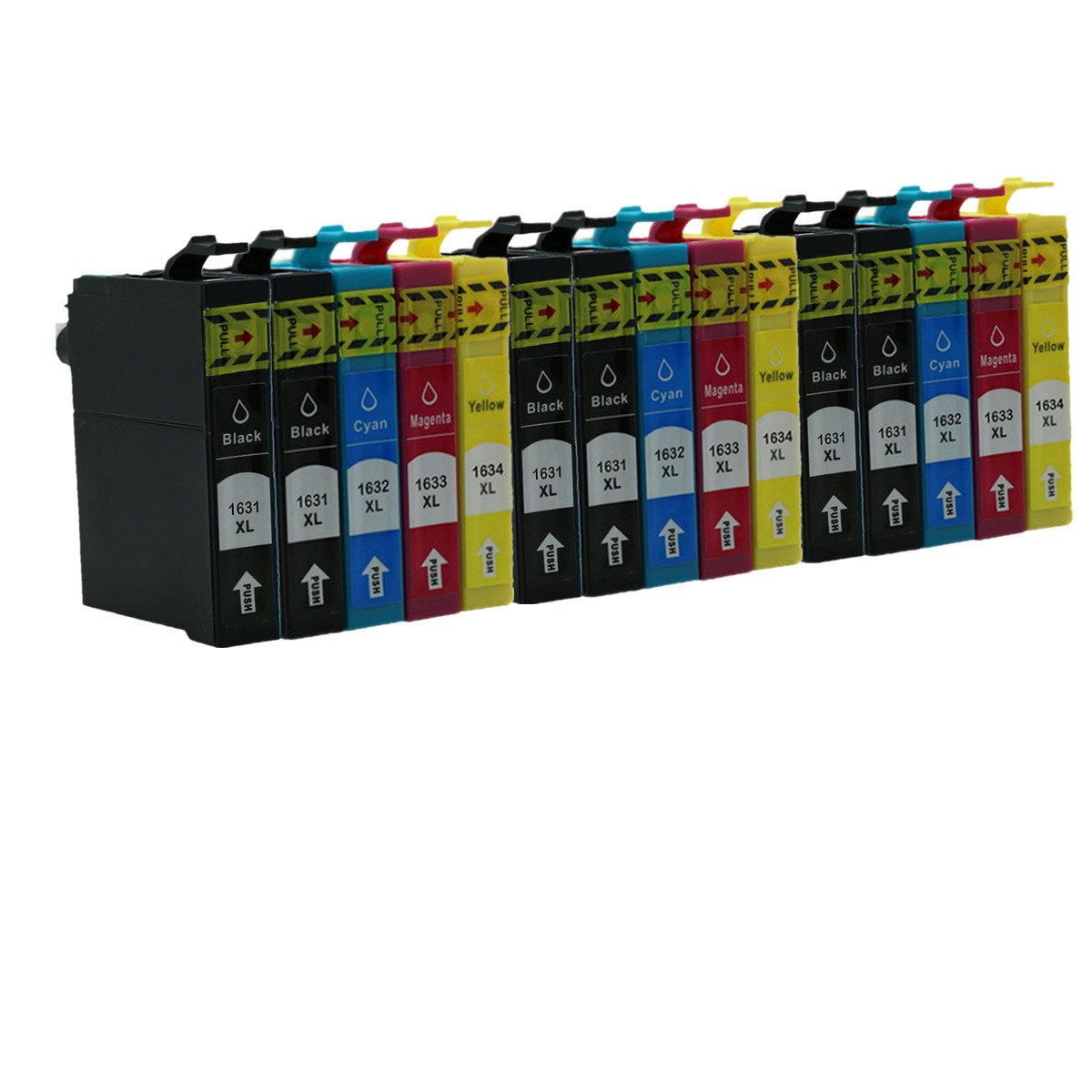 Cartucho de Tinta Compatible con Epson Workforce WF-2530WF ...