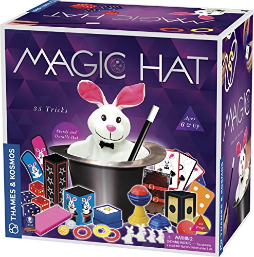 Kids Magic Hat - Thames & Kosmos Magic Hat with 35 Tricks