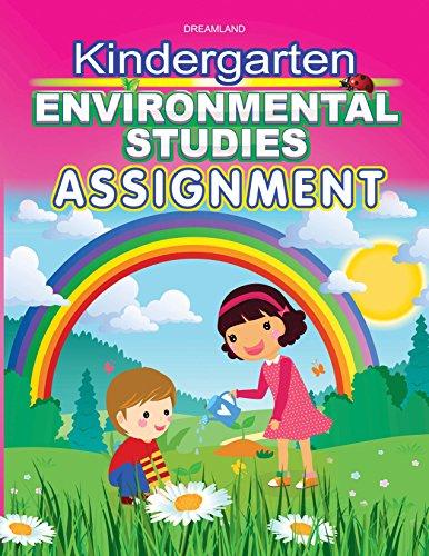 Kindergarten Environmental Studies Assign.