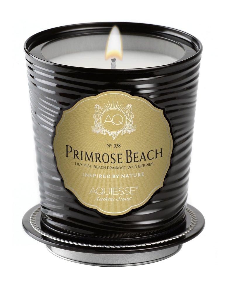Aquiesse Primrose Beach Luxe Tin Candle