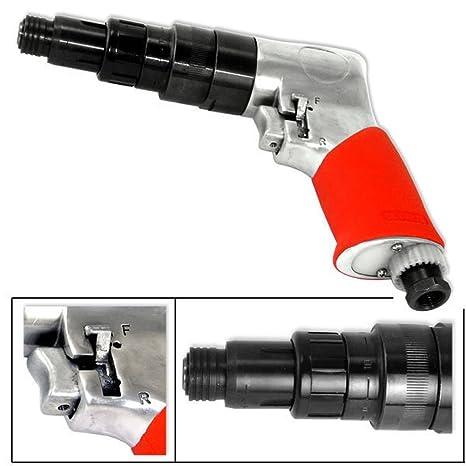 """domeiki 1/4 """"Embrague ajustable neumático Aire empuñadura de pistola de destornillador conductor"""