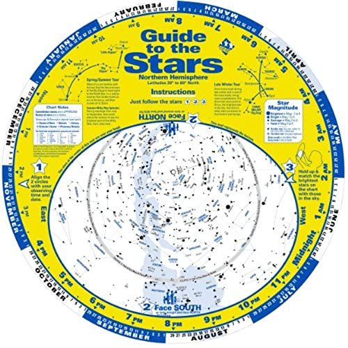 Star Charts Astronomy: Amazon.com