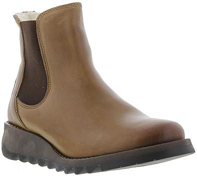 Fly London Boots Salv Warm Nouveau Wp22Ub
