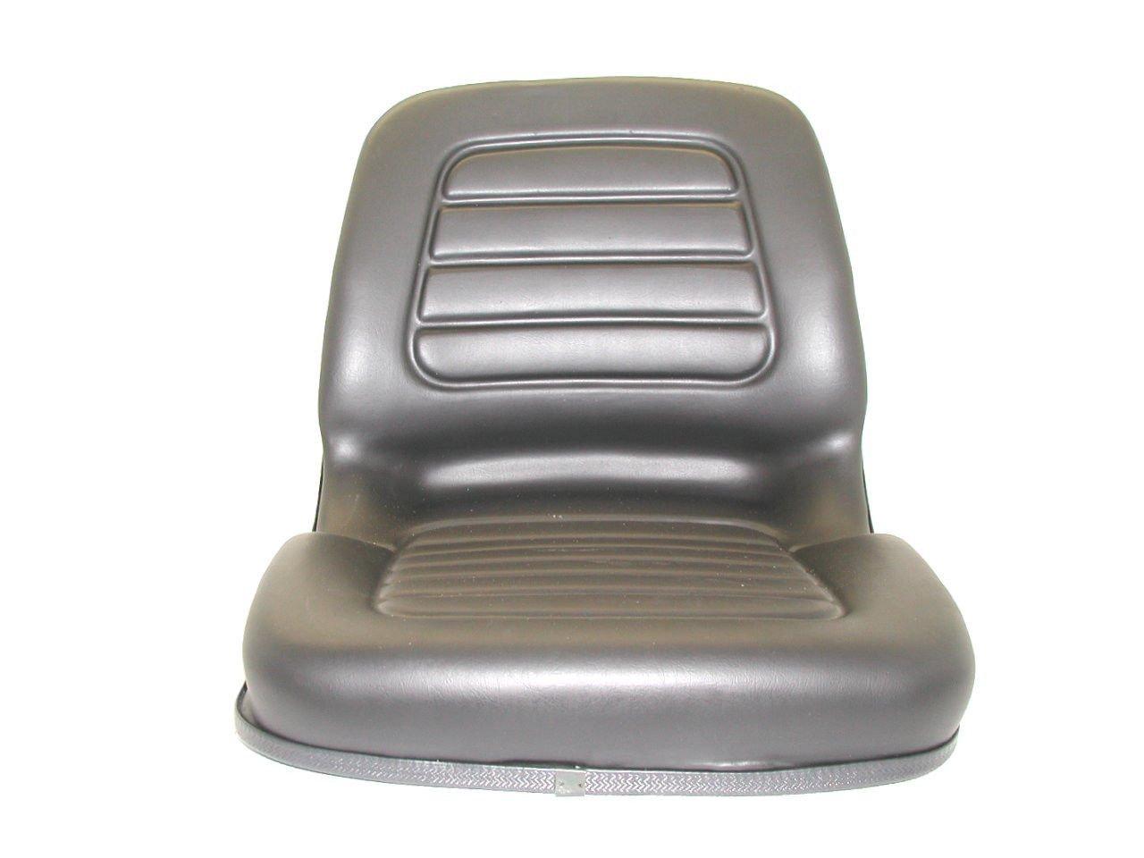 Forklift Supply - Aftermarket Hyster Seat-Vinyl PN 138081