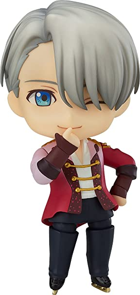 Yuri On Ice Victor Nikiforov Good Smile Nendoroid Figure