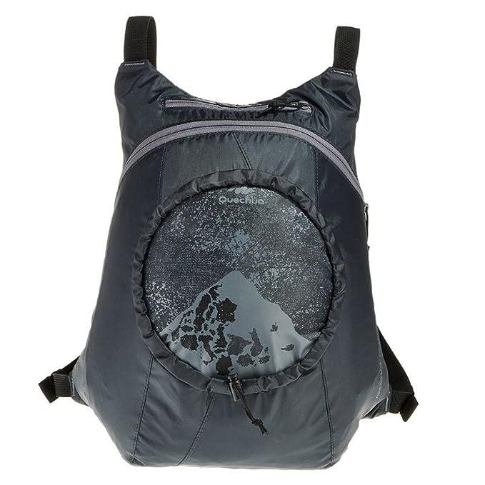 DECATHLON QUECHUA ARPENAZ ULTRALIGHT TREKKING mochila 15 día negro: Amazon.es: Deportes y aire libre