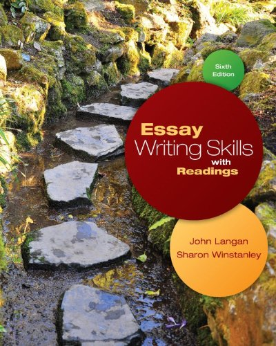 Essay Writing Skills with Readings