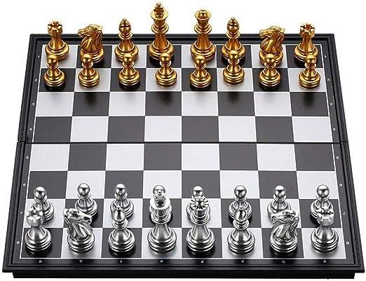 WCCAS Juguetes Juegos tradicionales Juego de ajedrez Juego de mesa ...