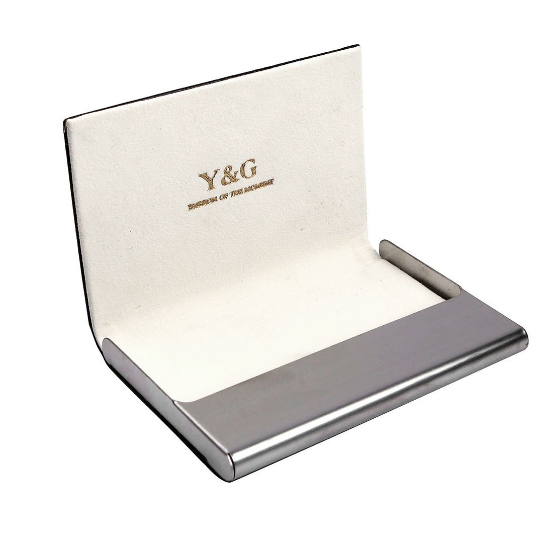 brand new 6ed7a 1a30d YDC05 Best Business Card Holder Artificial Leather Card Case Excellent  Designer By Y&G