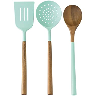 Kate Spade New York ALL IN GOOD TASTE Metal KITCHEN TOOLS, Stainless