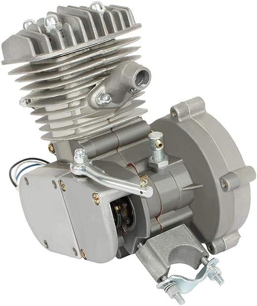 Rainrain27 Kit de Motor de Gasolina 80 CC, Kit de Motor de ...