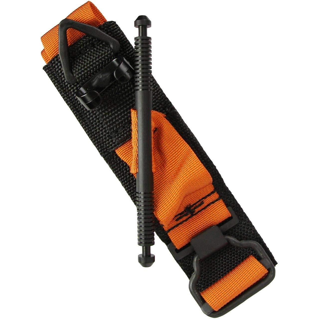 Tactical Medical Solutions SOFTT-W Generation 4 Tourniquet - Rescue Orange
