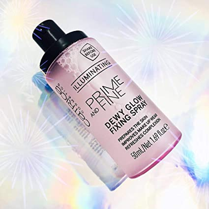 Prime And Fine Dewy Glow Finish Spray - llluminating by Catrice Cosmetics #11