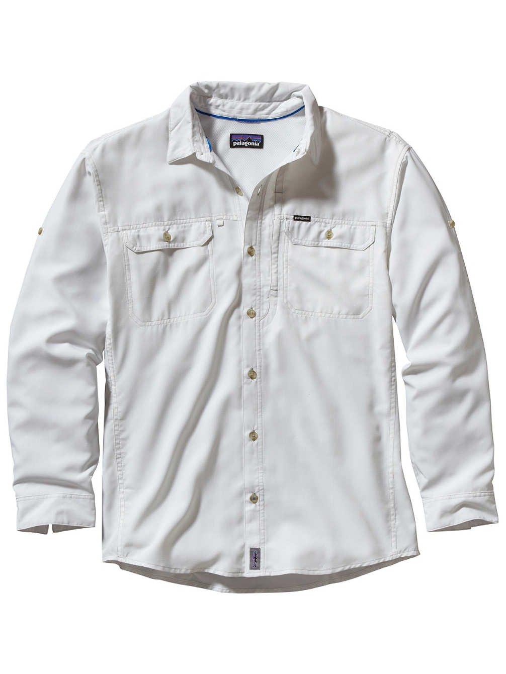 Patagonia M 'S L/S Sol Patrol II Shirt, Herren 54259