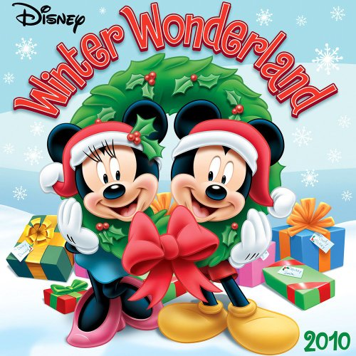 Winter Wonderland Lyrics - Disney Winter Wonderland 2010
