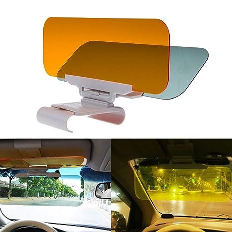 CFone Anti Glare Driving HD Visor,Universal Day and... Car Sun Visor Extension