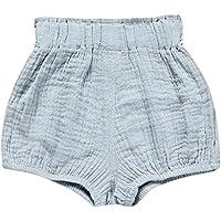 Bebé Pantalones Cortos Niñas Niños Bombacho Estampado Braguitas Pañal Cubierta Verano Cintura Elástica Pull-on Bloomer…