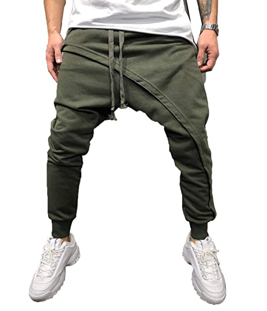 Pants 2018 Cool New Fashion Harem Pants Sweatpants Camouflage Jogger Pants Solid Pencil Pants Outdoors Joggers Slim Male Trousers Beautiful In Colour Men's Clothing