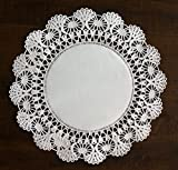 The Baker Celebrations Round paper Lace Table